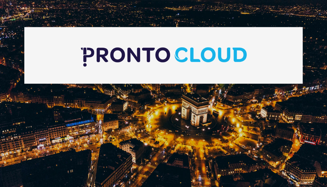 Pronto Cloud Case Study Image