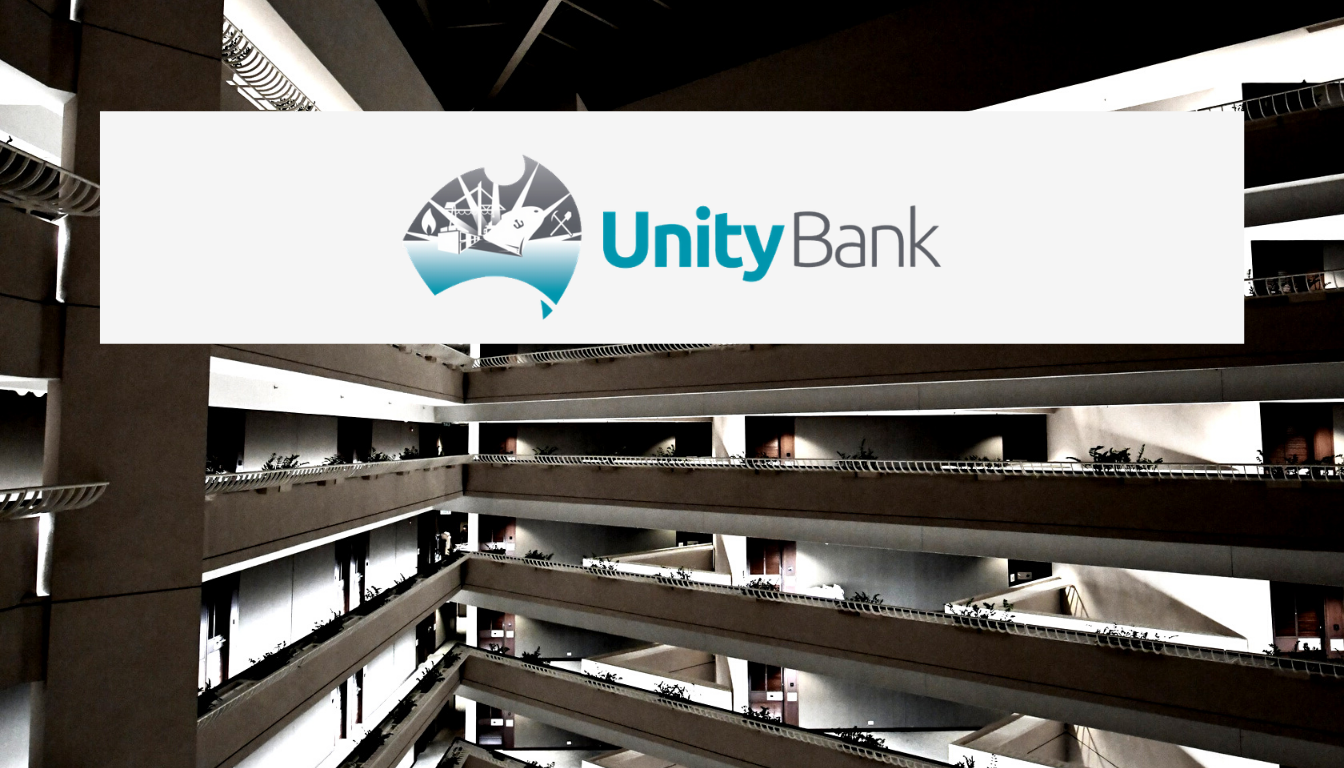 Unity Bank Case Study Image